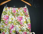Ready to MAIL - Ladies BLOOMERS - Amy Butler - Organic Alchemy - Will fit size XS / S / M - by Boutique Mia