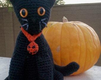Cattywampuss- crochet pattern