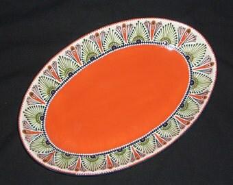 Large Fabulous Oval Serving Dish
