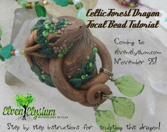 Celtic Forest Dragon Tutorial