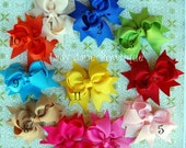 ON SALE Basic Boutique Bows You choose 6 Great for your collection