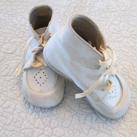 Vintage Leather Baby 12