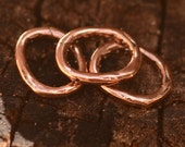 Oval Links in Copper Bronze 312