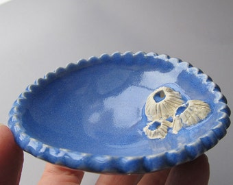 Ring Dish with Barnacles