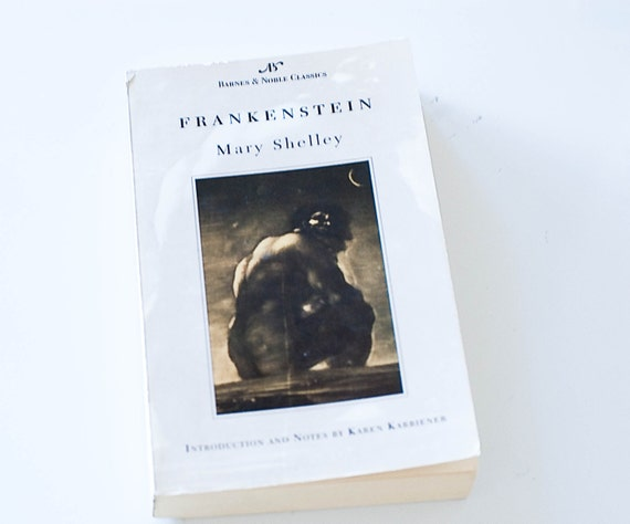 a book report on mary shelleys frankenstein Frankenstein follows victor frankenstein's triumph as he reanimates a dead body, and then his guilt for creating such a thing when the frankenstein monster realizes how he came to be and.