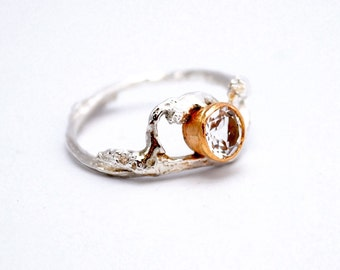 Sprig Engagement Ring
