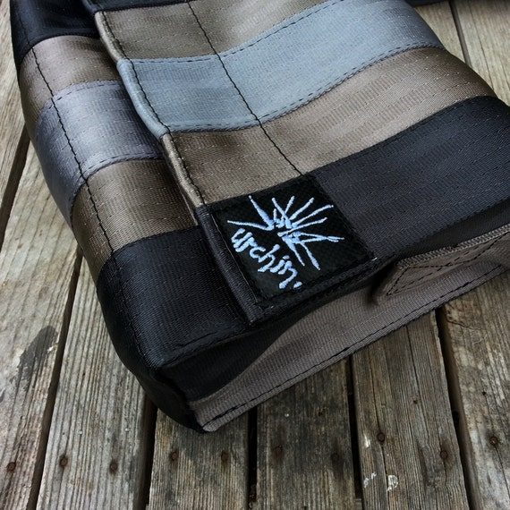 Seatbelt Bag - Seat Belt Purse - Made from recycled seatbelts