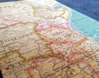 Map (a notebook)