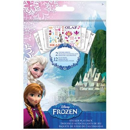 Disney Frozen Sticker Amp Coloring Pages BUNDLE By Iluvdesign