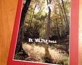 Be Wilder  ness - Journal it