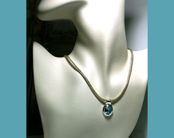 Blue Ice Necklace VJE10039