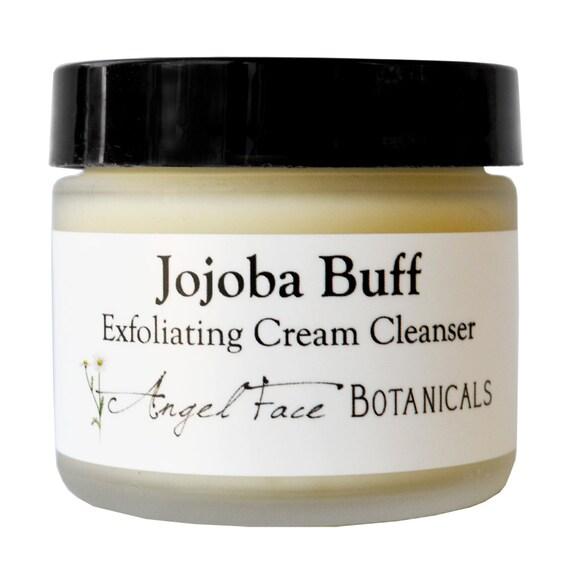Jojoba micro bead purifying facial scrub-2084