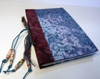 Notebook, Pocket Journal, Guest Book, Small Sketchbook
