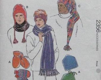 Kwik Sew Accessories Pattern 2356