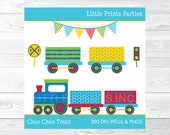 Choo Choo Train Clipart C...