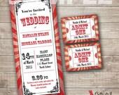 Custom Wedding Invitations for Natevans85
