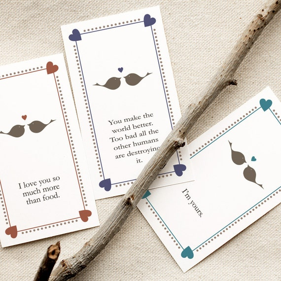 listing printable love notes funny cheap
