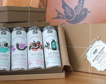 0511 Winter Remedy Tea Gift box