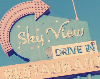 Sky View Drive In