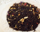 Plum Pudding, Flavored Black Tea, Loose Leaf Tea