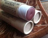 Vegan Lip Gloss - Sugar Plum - Big 0.33 ounce Compostable Plastic Free Cardboard Packaging