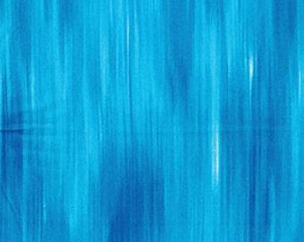 Turquoise Fleurish Royal Benartex Fabric 1 yard