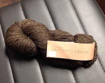 Simplinatural Yarn color Dark Brown Sale