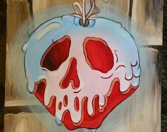 Snow whites poison apple