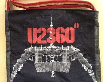 U2 360 Tshirt bag