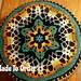 Kaleidoscope Crochet Spare Tire Cover