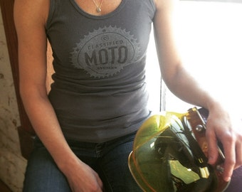 Women's CM Sprocket Tank