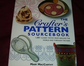 Crafter's PATTERN Source Book 10001 Classic Motifs Templates around World thru Ages MacCarthy