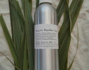Mosquito Repellent Spray 8 oz by Aquarian Bath