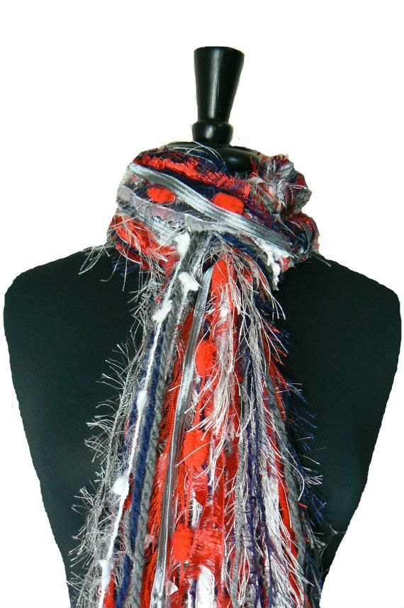 new york giants colors football scarves nfl scarf blue