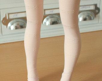 BJD Stockings - Pastell pink - SD Girl - 27001