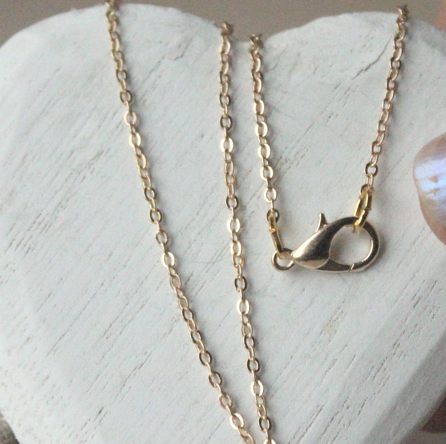 Thin Gold Chain Bracelet: MATTE Dainty Thin Gold Chain SMALL Gold Chain Necklace