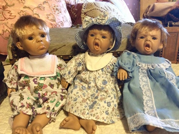 Pouting Baby Dolls Pouting Baby Dolls