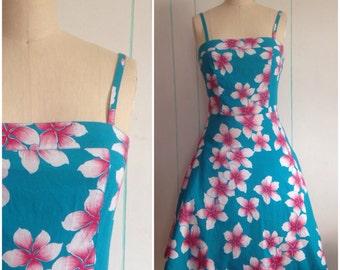 Hawaiian Summer Dress Size 8