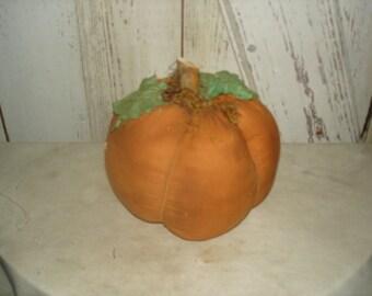 Fall Pumpkin, Primitive, Rustic, Pumpkin, Halloween, Thanksgiving, Autumn Pumpkin, Ofg, Faap, Hafair, Dub