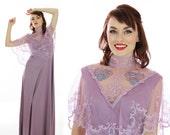 Reserved For Keelin Lace Bib Dress Gunne Sax Style Vintage Victorian Romantic Prairie Hippie Boho Skirt Formal Prom Dance Small S Medium M