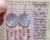 Secrets of the Sea earrings