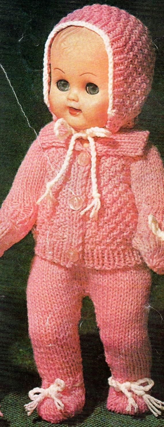 pdf doulble knit patterns free