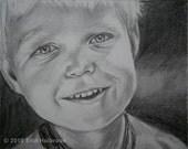 Custom Portrait for JC - Deposit