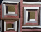 Corduroy quilt for Brainfart