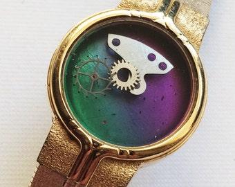 Steampunk Teleport bracelet