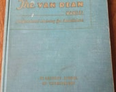 Vintage Van Dean Cosmetology Manual 1961