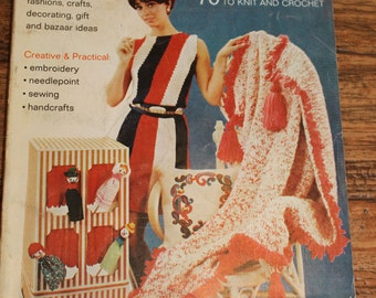 Good Housekeeping Needlecraft Magazine, Spring Summer 1969