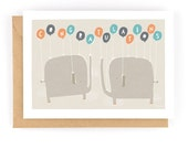 Congratulations - Greeting Card (2-15C)