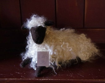 Large Needle Felted Sheep