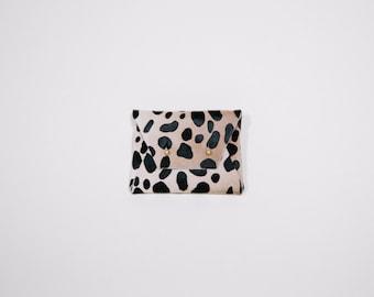 Animal Print Wallet
